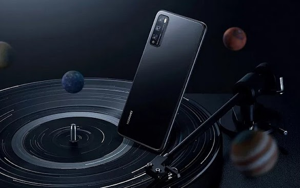 Ini Dia Huawei Enjoy Z, Smartphone 5G Murah dengan MediaTek Dimensity 800