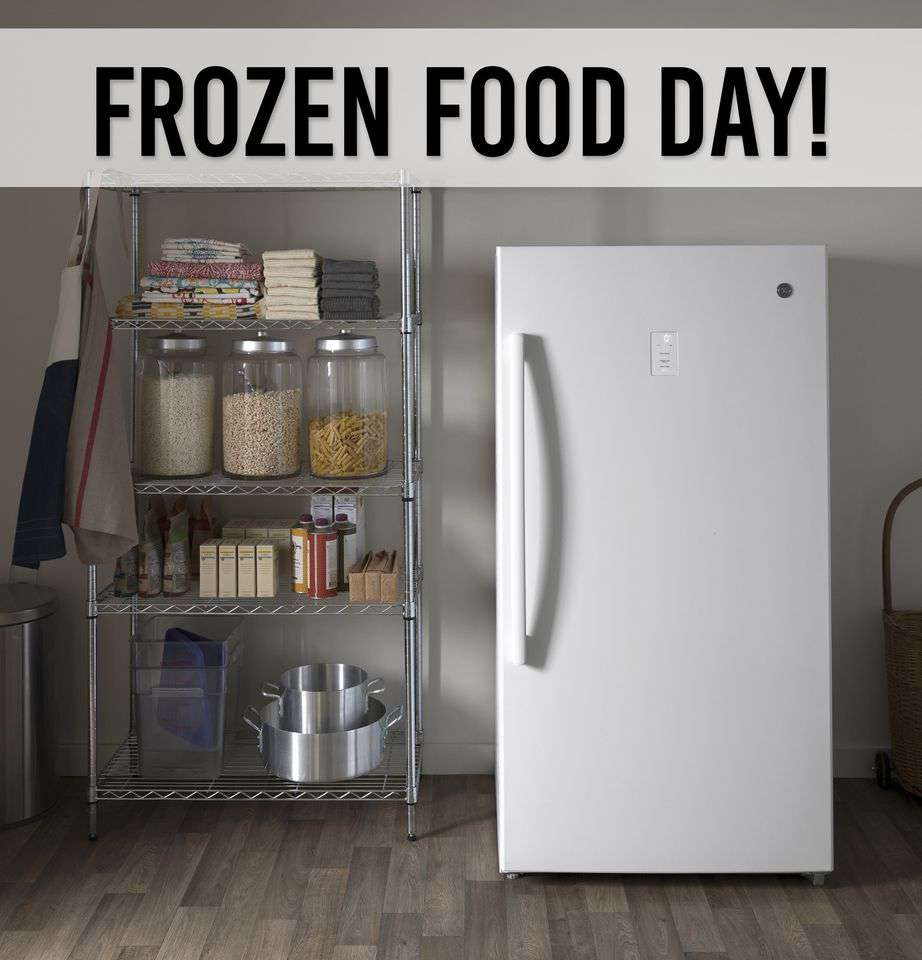 National Frozen Food Day Wishes for Instagram