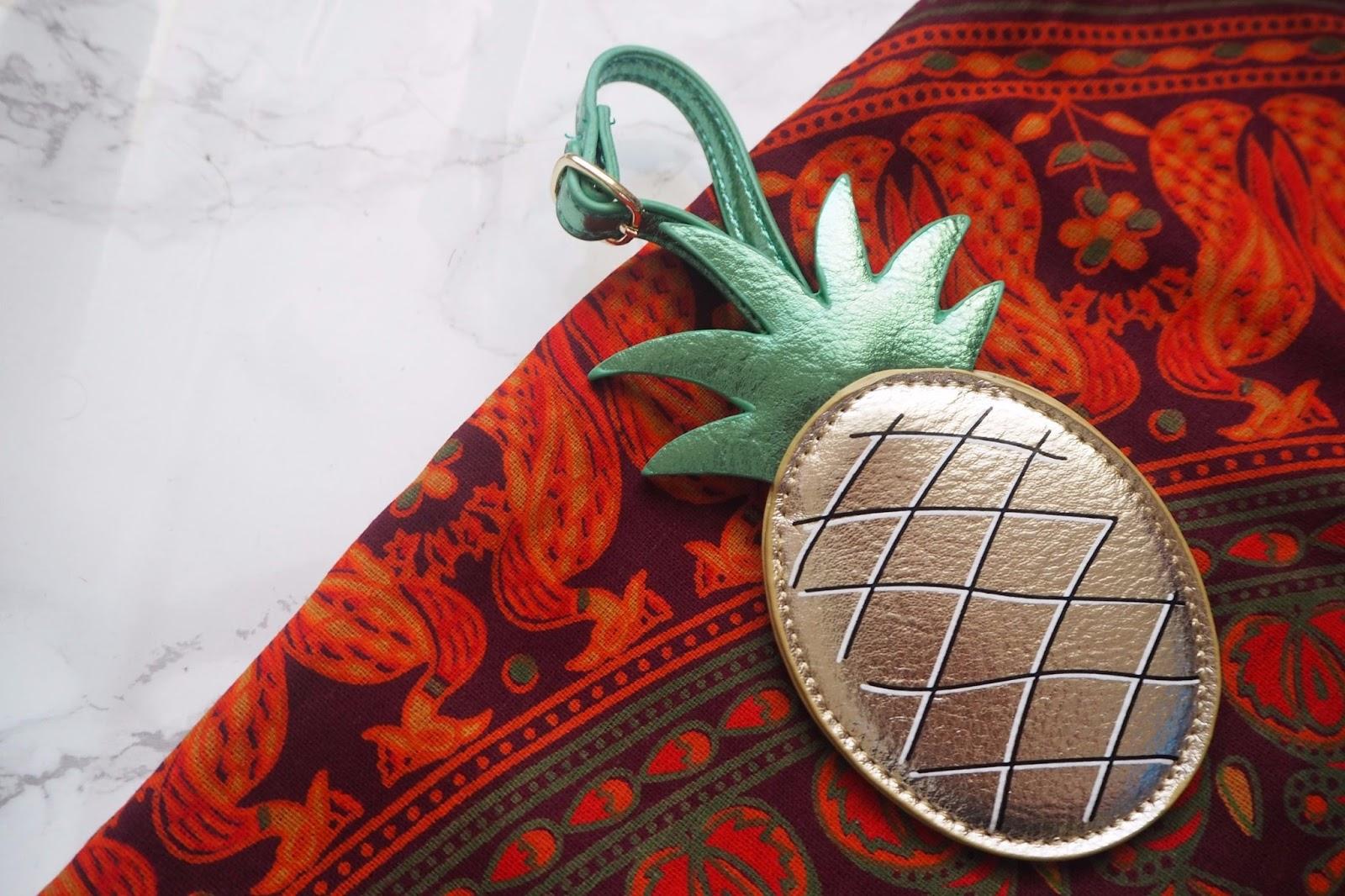 Pineapple Tag