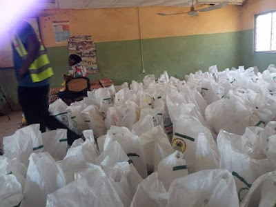See Photos From FG's School Feeding Programme In Abuja