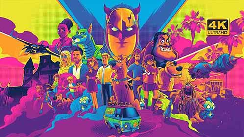 Scooby (2020) 4K UHD 2160p Latino-Ingles