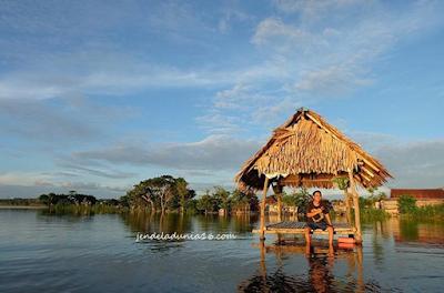 Memanjakan Mata Dengan Mengeksplor Danau Tempe Sulawesi