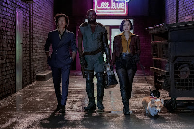 First Look On Netflix's Live-action Cowboy Bebop Series