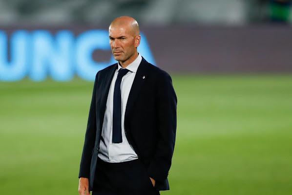 زيدان يُشيد بـ سيميوني قبل ديربي مدريد ويؤكد: لست متفاجئًا من أداء يورينتي