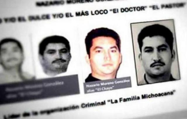 """Entregan a EU a """"El Llavero"""", primo del fundador de La Familia Michoacana, por trasiego de drogas"""