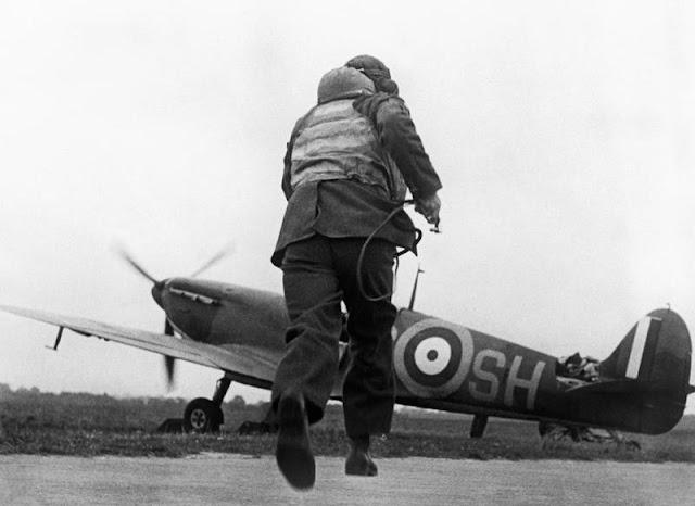 15 August 1940 worldwartwo.filminspector.com RAF No. 64 Squadron RAF Kenley