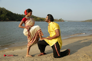 Naveen Sanjay Tanishq Rajan Starring Saranam Gacchami Movie Gallery  0015.jpg