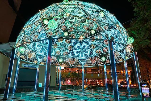 【期間限定】東京「戀上意大利」 巨蛋上演華麗燈飾展