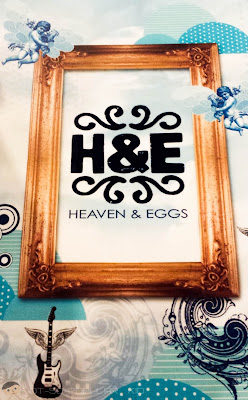 Heaven and Eggs (H&E) in Glorietta 4 Makati