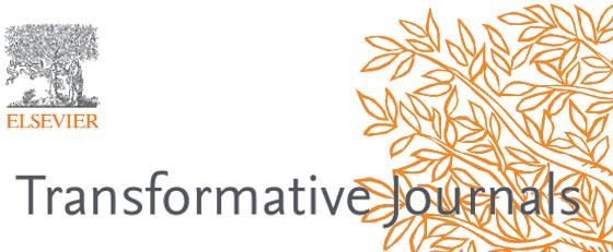 160 revistas de Elsevier se convierten en Revistas Transformadoras alineadas con el Plan S