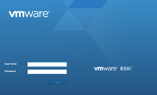 Code Exploit Cyber Security: Data Center Virtualization with VMvisor Installing & Config VMware ESXi 6.5
