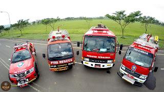 Damkar OKI Tangani 21 Kasus Kebakaran