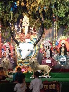 Maa Durga images of kolkata