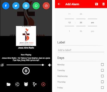 Download Jesus alive Radio Mobile Radio Apps ~ Jesus Alive Radio