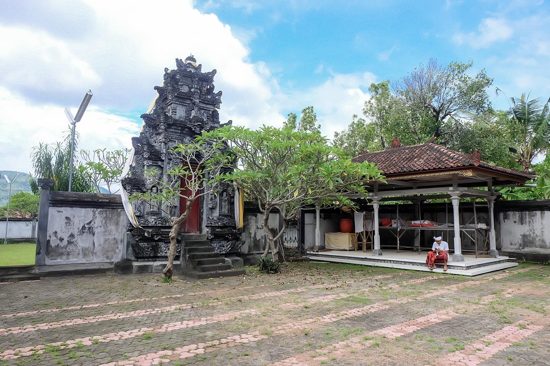 Pura Taman Sari Buleleng