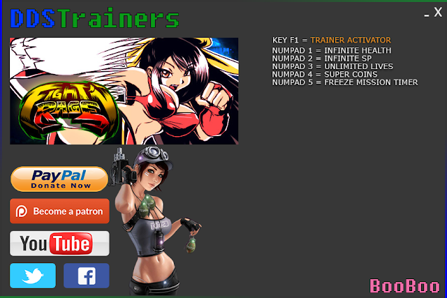 Fight N Rage Trainers and Cheats for PC