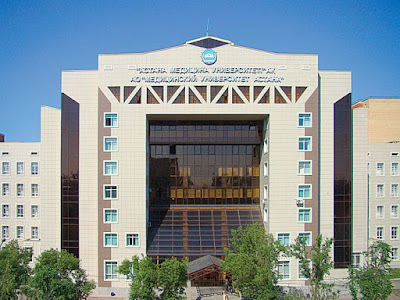 ASTANA MEDICAL UNIVERSITY Fees Structure for Pakistani students