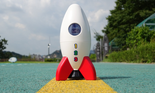 rocket mortgage stake rise