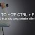Ctrl + F: Tổ hợp phím giúp Webmaster xây dựng website kiếm tiền