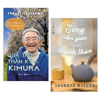 Quả Táo Thần Kỳ Của Kimura + Sống Đơn Giản Cho Mình Thanh Thản Ebook PDF
