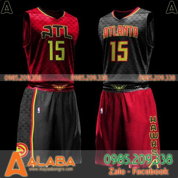 Áo bóng rổ tự thiết kế chất