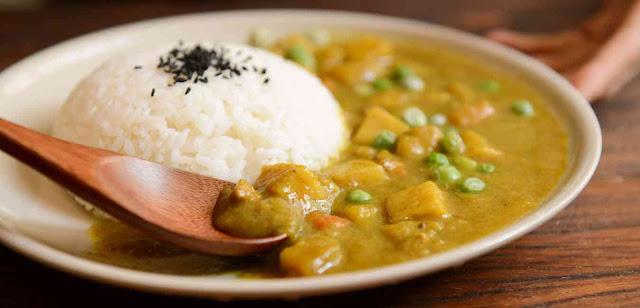 Chicken Curry Rice