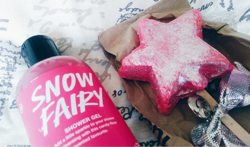 Snow Fairy and Magic Wand
