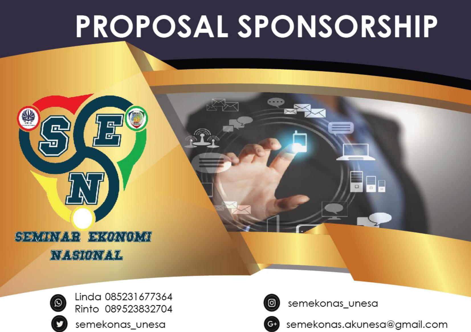 Contoh Proposal Seminar Nasional