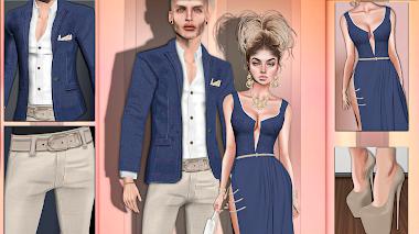 MAXE & LUNE COUPLE