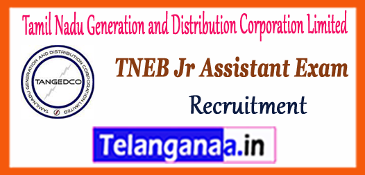 TNEB Tamil Nadu Generation and Distribution Corporation Limited AE JA Assistant Recruitment 2017-18
