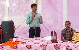बेहतर प्रदर्शन करने वाले ग्रामीण मेधावियों को नवचेतना फाउंडेशन ने किया सम्मान   #NayaSaveraNetwork