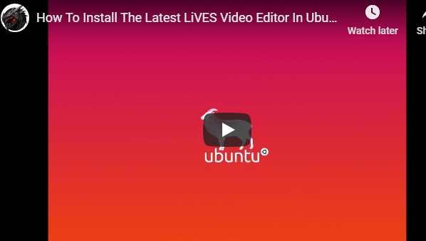 Editor Video Sumber Terbuka Terbaik Linux