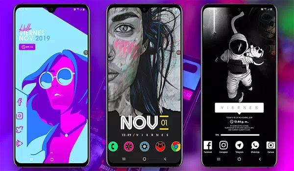 NOVA LAUNCHER SETUP Mejores Personalizaciones Android 2019