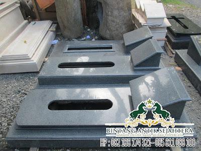 Desain Makam Granit, Makam Granit Tulungagung