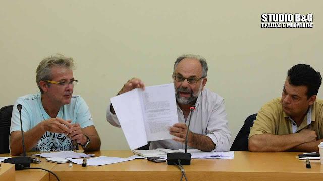 Κανονισμός  καθαριότητας και  προστασίας του περιβάλλοντος του Δήμου Ναυπλιέων: Διαχείριση μιας κακής πραγματικότητας
