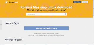 Cara Ampuh Download di KumpulBagi Yang diblokir