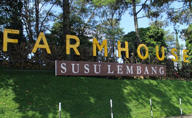 Ikonik Farm House Susu Lembang