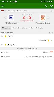 Review Aplikasi Flashscore