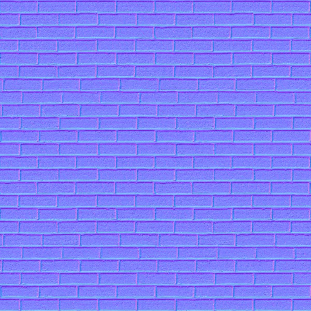 Tileable Grey Brick Wall Texture Maps Texturise Free
