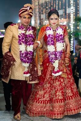 Nitin Tomar Marriage Photos