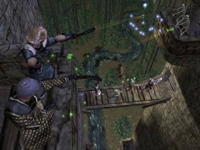 لعبة Dungeon Siege 1