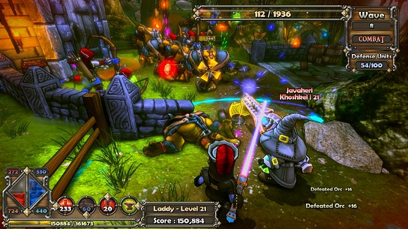 dungeon defenders collection pc screenshot wwwovagamescom 1 -