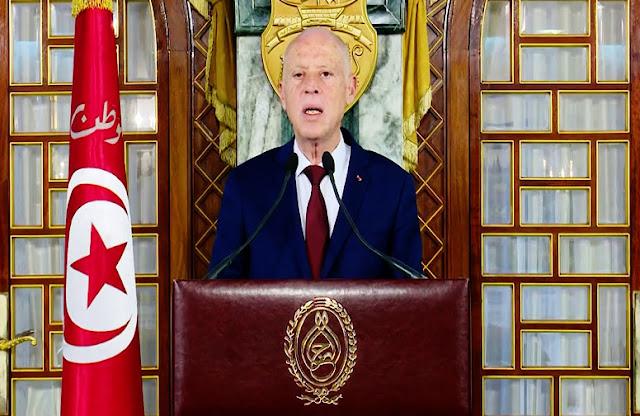 تونس: رئاسة الجمهورية تعلن عن خطاب مرتقب لـ قيس سعيد