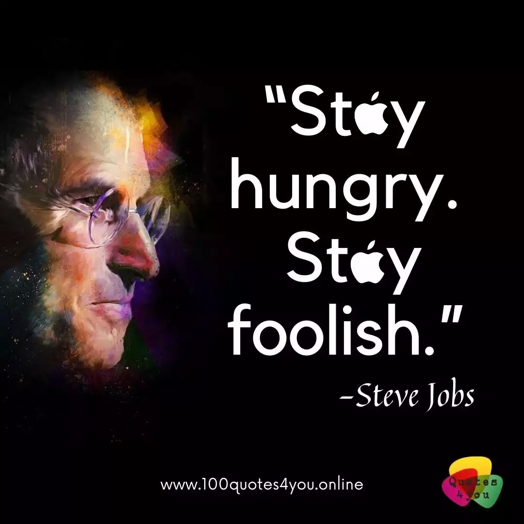 Top 50 Motivational Steve Jobs Quotes Your Key To Success