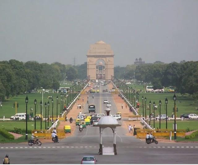 Lutyens Delhi Walking Tour To book online