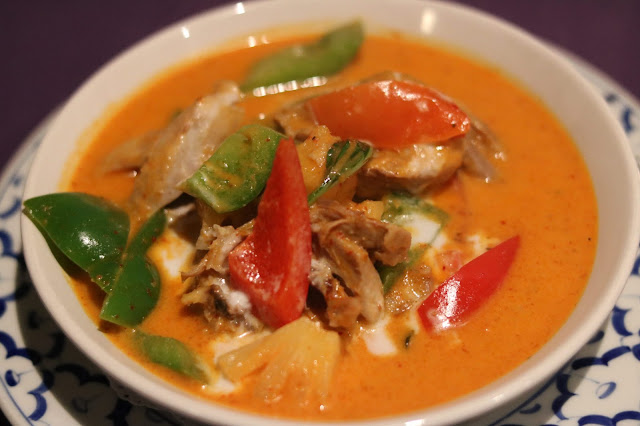 Thai Red Curry Thailand History
