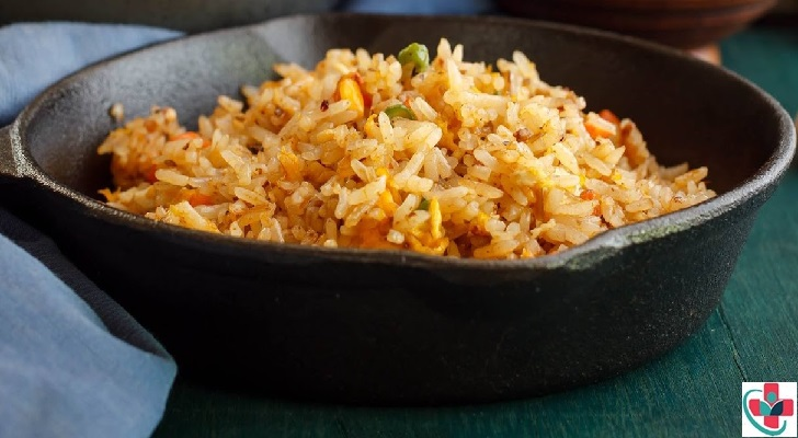 Tasty Egg Fried Rice