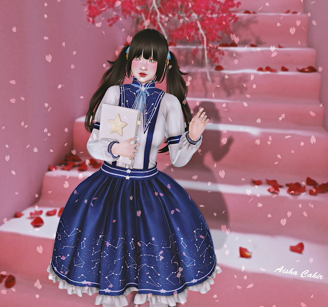 ♥ Look 1148 ♥ Astral Dream