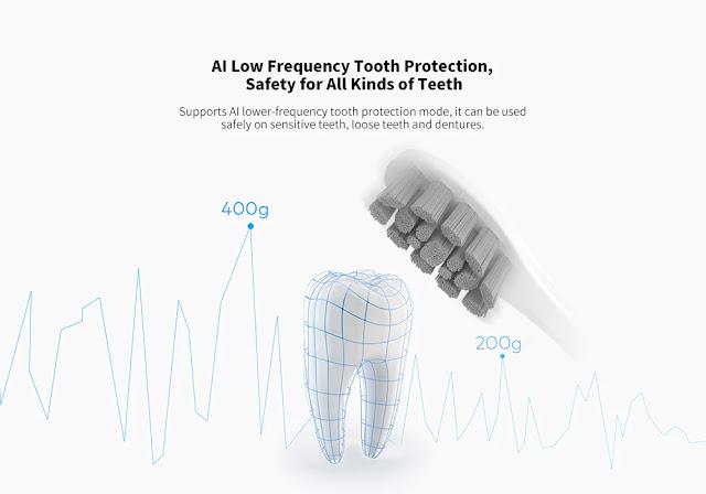 Oclean Z1 - Uma boa solução para os teus dentes