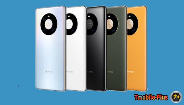 شركة هواوي تطلق سلسلة هواتف Mate 40 و pro و بتعاون مع Leica